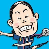 サッカー日本代表の澤穂希さん